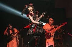 Yui Mizuno of Japanese group Babymetal, which will perform at the Ford Idaho Center Amphitheater this summer.