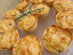 pastelitos de patata Blog con recetas sencillas, rápidas y económicas de Thermomix realizadas por Ana Sevilla
