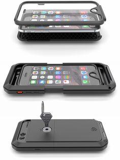 Lunatik taktik 360 + aquatik on behance product design in 2019 aparatos de Coque Iphone, Iphone 5c, Apple Iphone, New Electronic Gadgets, Electronic Gifts, Cool Electronics, Electronics Projects, High Tech Gadgets, Technology Gadgets