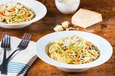 SEASON - Pasta Broccoli-Vera - Broccoli Cole Slaw can be seasoned with an array…