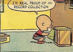 And, of course, this feeling. | 36 Things Vinyl Collectors Love