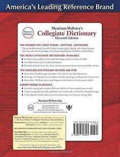 merriam webster collegiate dictionary download