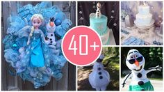 ∩△∩ 2014 Christmas have you heard of frozen olaf decoration trend? #2014 # Halloween # Disney # Olaf # Frozen #Decor #