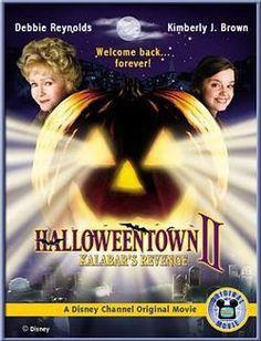 Halloweentown II Kalabar's Revenge dvd Disney Channel movie