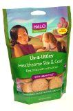 Halo Liv-a-Littles Healthsome Skin and Coat Natural Treats with Dream Coat for Dogs, 6oz