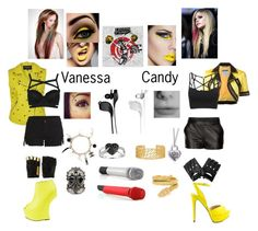Bez tytułu #227 by karolina141602 on Polyvore featuring moda, Topshop, River Island, Moschino, Mairi Mcdonald, VILA, ALDO, Tory Burch, Alexander McQueen and Cartier