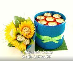 Букеты из конфет - Калининград! Отличный подарок