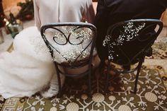Costa da Morte fashionable wine cellar wedding // www.onefabday.com