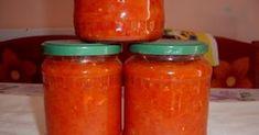 Sos pentru fripturi Yummy Food, Tasty, Ketchup, Vegetable Recipes, Conservation, Pickles, Barbecue, Baking Soda, Salsa