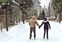 This Ice Skating Trail Takes You Through A Gorgeous Wintery Park In Ontario featured image Winter Fun, Winter Travel, Winter Holiday, Winter Sports, Weekend Trips, Day Trips, Toronto Winter, Ontario Travel, Ontario Camping