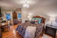 Design Build In Law Suite Addition in West Lafayette, Indiana West Lafayette Indiana, In Law Suite, Building Design, Home Remodeling, Construction, Bedroom, Furniture, Ideas, Home Decor