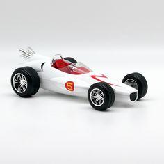 Jada Speed Racer F1 Mach 5 1:24 2008