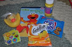 sesame street goodie bags - Google Search