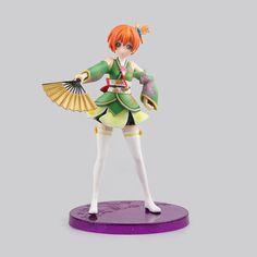 21.78$  Watch here - http://alir1i.shopchina.info/go.php?t=32672977274 - Anime Love Live! School Idol Project Action Figure Rin Hoshizora Kimono PVC Doll Model Toy 6.7 21.78$ #magazine