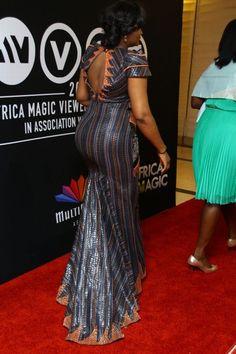 Omotola Jalade Ekeinde | Actress Omotola Jalade Ekeinde AMVCA Awards 2