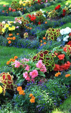 Historic Gardens von Annapolis, Nova Scotia #Kanada