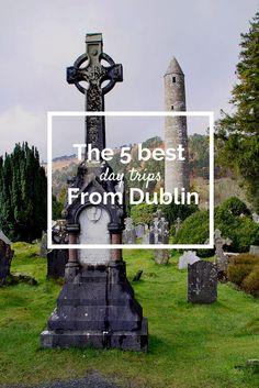 Heb je zin in een stedentrip Dublin, maar wil je Ierland wat beter leren kennen? Dit zijn de leukste dagtrips vanuit Dublin op een rijtje | Mooistestedentrips.nl