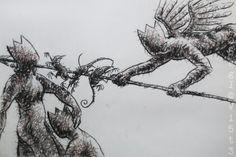 …dirty sketches for photographs and paintings project… ORG - 1996 (charcoal, sanguine and gypsum on cardboard) https://twitter.com/ragnoxxx #art #contemporaryart #visualart #painting #artgallery #artecontemporanea #artgallery #artcollectors #cosegiaviste
