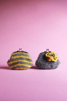 Crochet borsa