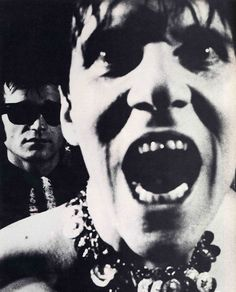 Lux Interior & Nick Knox - The Cramps