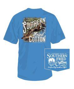 Southern Fried Cotton - Banjo Tee