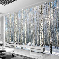 Best Winter Birch Trees Wall Mural In 2019 Tree Wall Murals Wall Murals Birch Tree Wallpaper 640 x 480