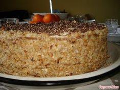 """""""Чудо"""". Торт который всегда получается."""