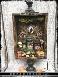 we're just in week 1 of the halloween inspiration series and already there is an overwhelming amount of creativity being shared. thanks to this group of crafty friends for showcasing th…
