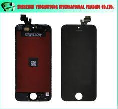 """Купить товарДля iPhone 5 4.0 """" LCD сенсорный экран + дигитайзер ( черный / белый ) в категории ЖК-модулина AliExpress.             Перед подтверждением заказа:                  1.   Для заказ с количество более чем1   Кусок, пожалуйс"""