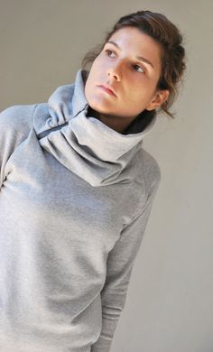 Love this. Comfy chic