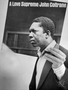 sleeveface ~ John Coltrane