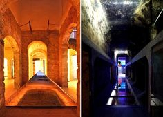 Jean Nouvel Jazzes Up Moritz's 19th Century Subterranean Brewery in Barcelona