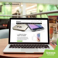 De Samsung Galaxy S6 landingspage voor Dixons: http://www.dixons.nl/samsungs6