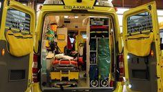 Päivystykseen ei pääse, tilataan ambulanssi – syynä voi olla suonenveto tai tikku sormessa