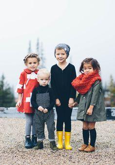Bloesem kids   Kids fashion: Duchess and lion
