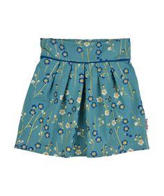 Baba Babywear nice pleated skirt with Japanese print. baba-babywear.en.emilea.be