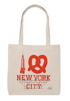 Claudia Pearson: New York City Everyday Tote #MarthaStewartAmericanMade