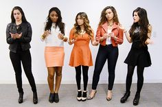 You're reading a book and all of a sudden you forget how to read: | All The Fifth Harmony Reaction GIFS You'll Ever Need