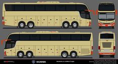Onibus Marcopolo, Transportation, Design, Big Trucks