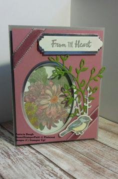 DesertStamperPatti Stampin' Up! Heartfelt Blooms