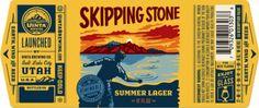 Skipping Stong Summer Lager
