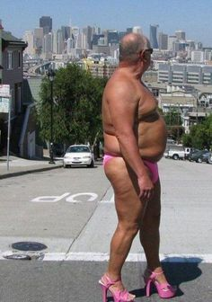 Oh San Francisco 25 Funny Photos of People Wearing Really Stupid Outfits