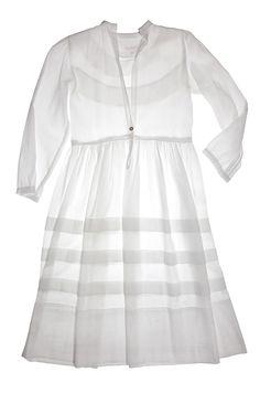 loup charmant scallop dress