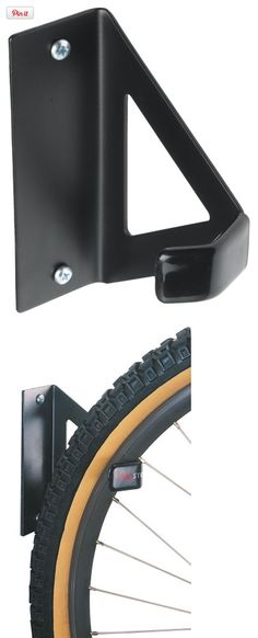 Racor PIW-1R/PIW-1W Pro Wall-Mount Bike Hanger, The Racor Bike Hanger is one of the most flexible solutions for bike storage. You can use one fastener and hang it vertically from the wall, or mount two Bike Hangers on the ceiling and hang your bike..., #Tools & Hardware, #Bike Racks & Stands