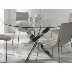 10 Ide Table Ronde En Verre Dekorasi Rumah Rumah Dekorasi