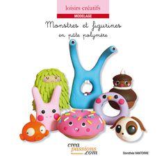 """Dorothée Vantorre est plus connue sous le nom """"Les Folles Marquises"""". Elle travaille la pâte polymère depuis l'enfance et a toujours aimé imaginer, dessiner, créer, rêver, modeler...    La passion du modelage et le goût de transmettre son savoir, exercés en animant de nombreux ateliers créatifs, lui ont donné l'idée de ce livre. Généreusement illustré, cet ouvrage est conçu pour apprendre aux débutants, enfants comme adultes, à modeler d'adorables personnages en pâte polymère."""