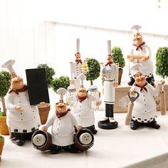 Cheap País de américa del retro Set Figura Estatua de Resina Cocinero Chef Creativo Knickknack exhibición de la ventana De Regalo y Artesanía Ornamento Accesorio, Compro Calidad Resin Crafts directamente de los surtidores de China: A: tamaño: H29cm X L6cm X W6cmpeso: 0.28 kgB: tamaño: H29cm X L6cm X W6cmpeso: 0.31 kgC: tamaño: H26cm X L15cm W10cm Xpe