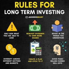 Investing In Stocks, Investing Money, Saving Money, Best Small Business Ideas, Best Way To Invest, Finance, Dividend Investing, Creating Wealth, Financial Tips