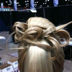 Fancy ponytail Fancy Ponytail, Wild Hairstyles, Long Hair Styles, Beauty, Stylish Ponytail, Long Hairstyle, Long Haircuts, Long Hair Cuts, Beauty Illustration