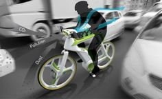 Conceitos de bikes e acessórios para aproveitar a energia cinética das pedaladas